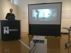 Presenting Work
